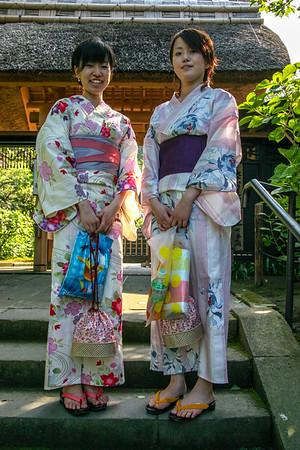 Jōchi-ji Temple, Kamakura, Japan