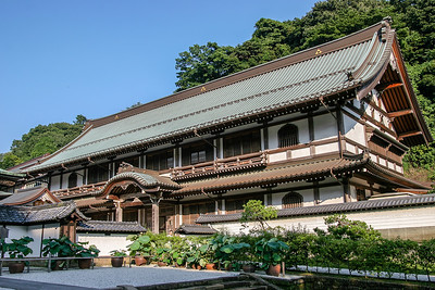 Kenchō-ji temple, Kamakura, Japan