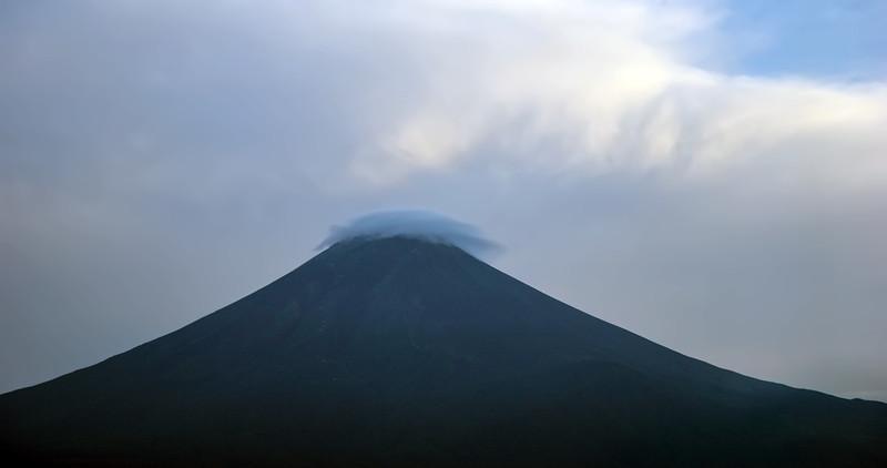 Kawaguchi-ko and Mt. Fuji