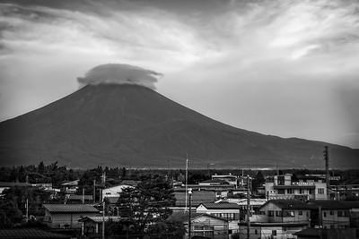 Fuji-Yoshida, Mt. Fuji, Japan