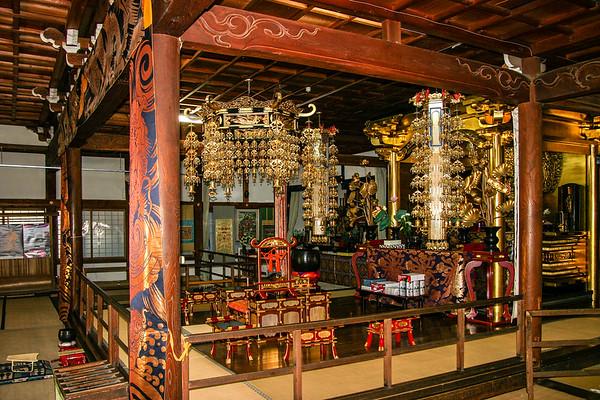 Tokugawa palace, Takayama, Japan