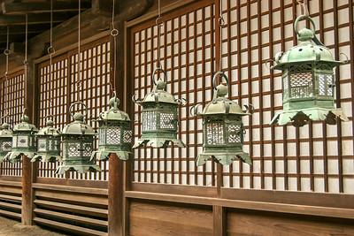 Kasuga-taisha temple, Nara, Japan