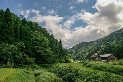 Kurumidani, Tango-Hanto, Japan