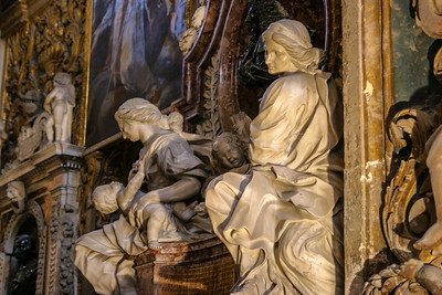 St John's Co-Cathedral, La Valletta, Malta