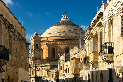 The Mosta Dome, Mosta, Malta