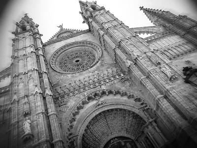 Catedral Basílica de Santa María, Palma de Mallorca, Baleares