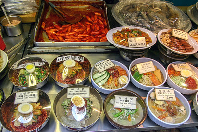 Namdaemun Market, Seoul, Republic of Korea