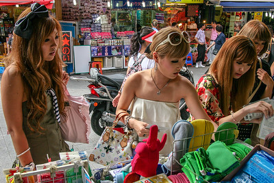 Namdaemun Market, Seoul, Republic of Korea