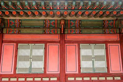 Gyeongbokgung palace, Seoul, Republic of Korea