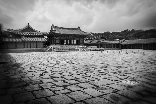 Changgyeonggung temple, Seoul, Republic of Korea