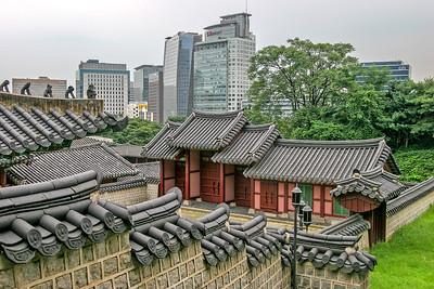 Gyeonghuigung palace, Seoul, Republic of Korea