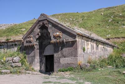 Selim Pass caravanserai, Silk Road, Armenia