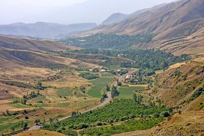 Selim Pass, Silk Road, Armenia