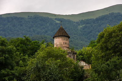Goshavank monastery, Armenia