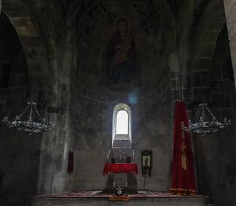 Odzun monastery, Armenia