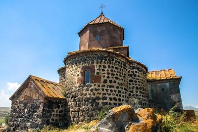 Sevanavank monastery, Armenia