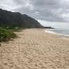 """The """"Lost"""" site at Kaena Point, Oahu, Hawaii"""
