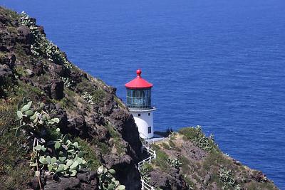 Makapuu point, Oahu, Hawaii