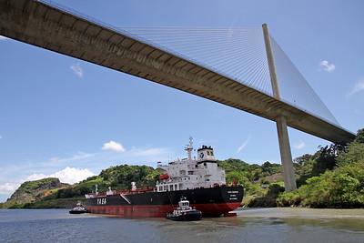 Centenario Bridge, Panama Canal