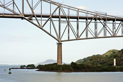 Bridge of Americas, Panama Canal
