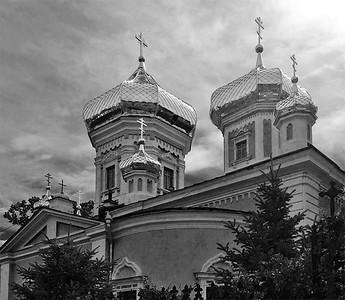 Teodor Tiron monastery, Chișinău, Moldova