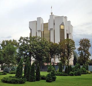 Presidential Palace, Chișinău, Moldova