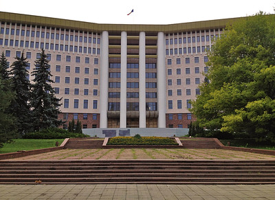 Government House, Chișinău, Moldova