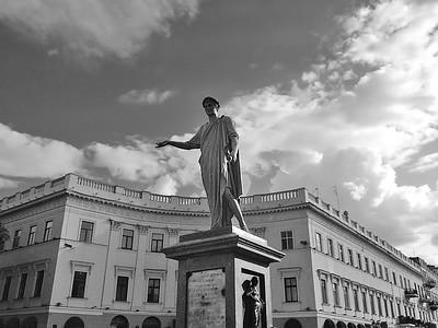 Peter the Great, Odessa, Ukraine