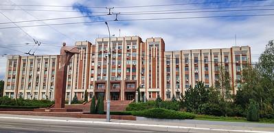 Presidential Palace, Tiraspol, Transnistria