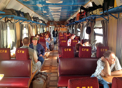 The train to Tiraspol, Transnistria