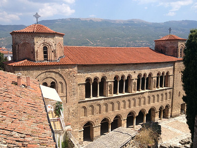 Church of St. Sophia, Ohrid, Macedonia