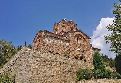 Sveti Jovan , Ohrid, Macedonia