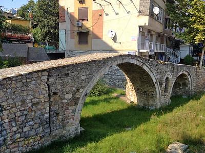 Tanners' bridge, Tirana, Albania