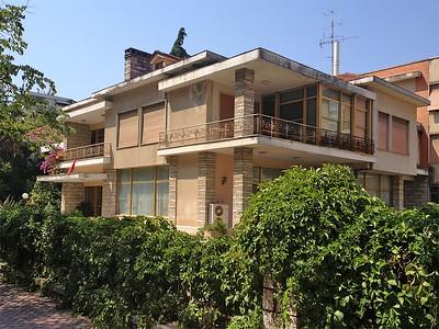 Enver Hoxha house, Tirana, Albania