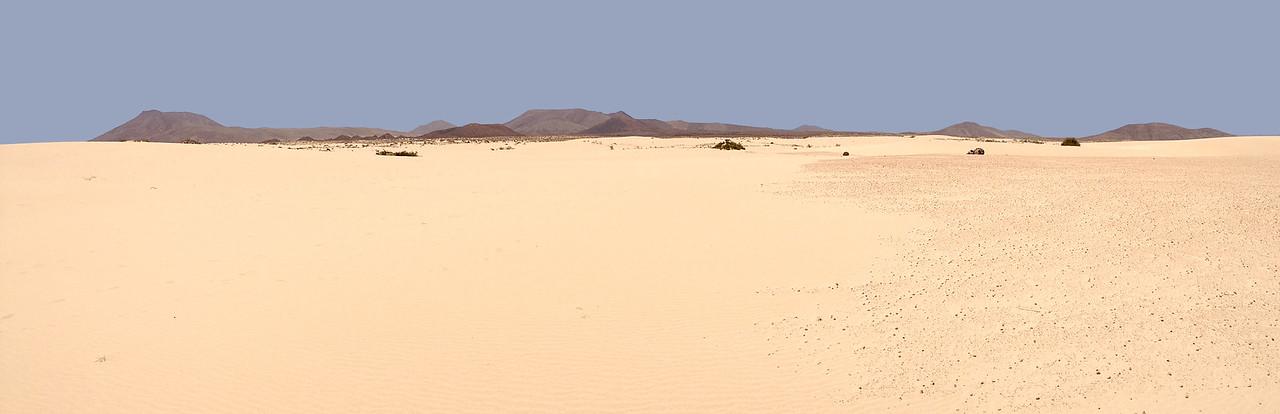 Canary panorama