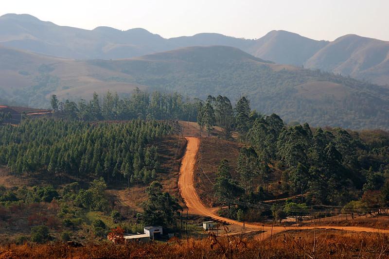 Phophonyane Falls, Swaziland