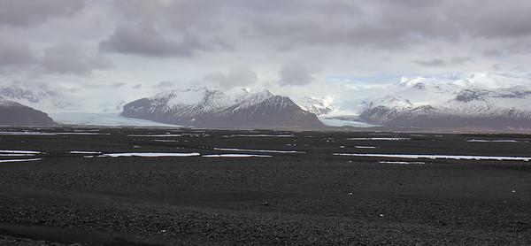 Skaftafellsjokull, Iceland