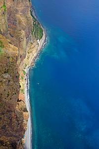 View from Cabo Girão, Madeira