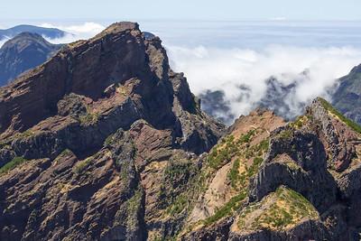 View from Pico do Arieiro, Madeira
