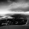 Landing in Seattle, USA
