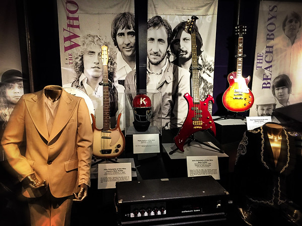 R&R Hall of Fame, Cleveland, Ohio