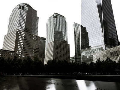 World Trade Center, New York City, USA
