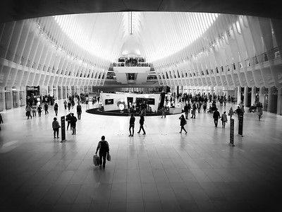 The Oculus, World Trade Center, New York City, USA