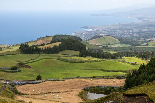 Pico do Carvão, São Miguel, Azores