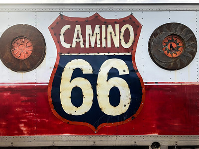 Route 66, Albuquerque, New Mexico, USA