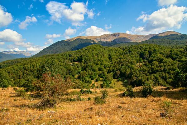 Parco Nazionale d'Abruzzo, Italy