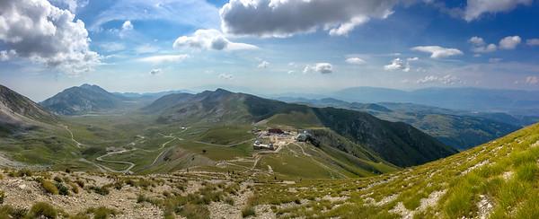 Campo Imperatore, Gran Sasso, Italy