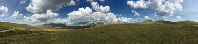 Gran Sasso National Park, Italy