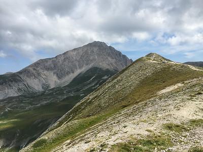 Corno Grande summit (2.912m), Gran Sasso, Italy