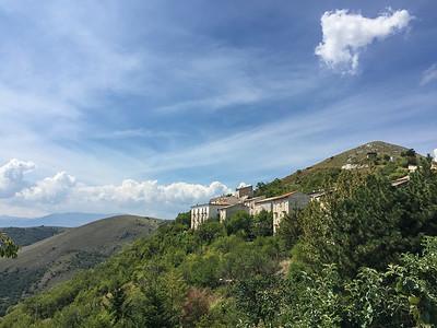 Santo Stefano di Sessanio, Italy